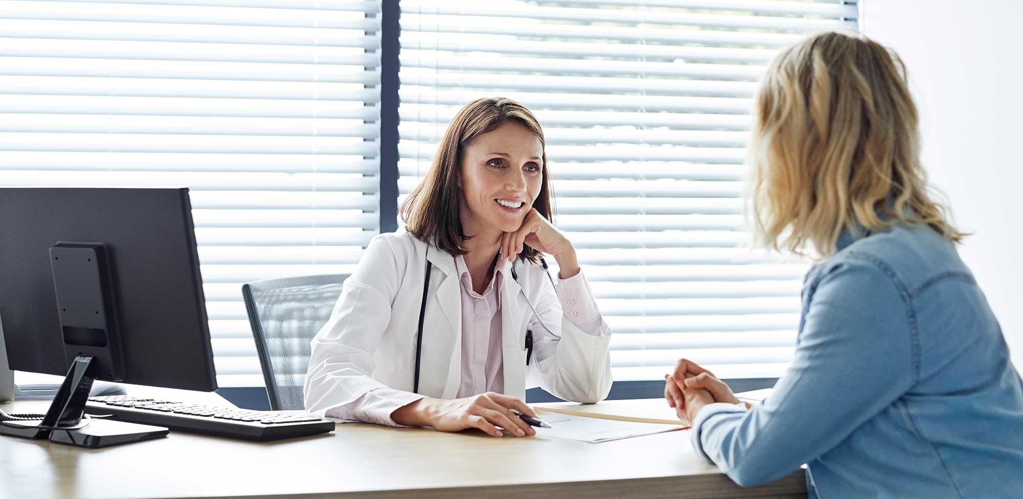 Exames de rotina para a saúde da mulher